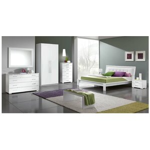 Amazing Panel 3 Piece Bedroom Set