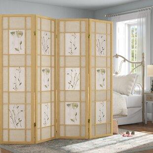 Anik Shoji 4 Panel Room Divider
