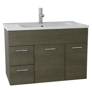 Great Price Loren 33 Single Bathroom Vanity Set By Nameeks Vanities