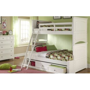 Online Reviews Madison Twin over Full Bunk Bed by LC Kids Reviews (2019) & Buyer's Guide