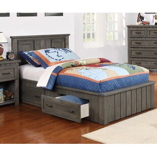Purchase Escobar Platform Bed by Harriet Bee Reviews (2019) & Buyer's Guide