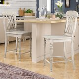 Laurier 24 Bar Stool by August Grove®