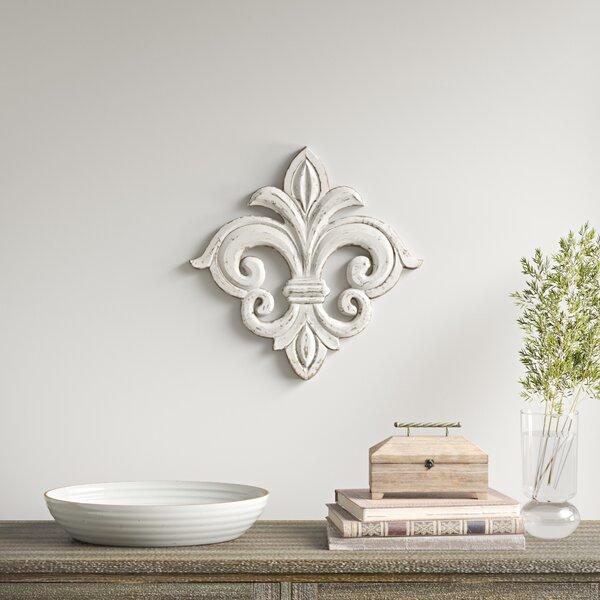 "Set of 2 21/"" H Royal Fleur de Lis Outdoor Indoor Hanging Wall Sconce"