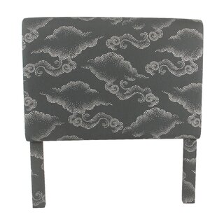 Chason Twin Upholstered Headboard by Ivy Bronx