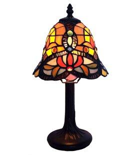 Delfin Tiffany 15 Table Lamp