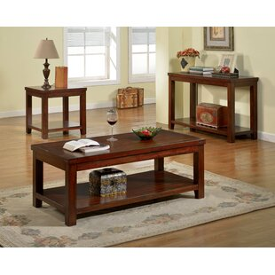 Beryl 3 Piece Coffee Table Set