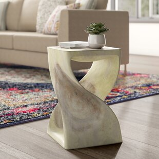 Selina Twist End Table