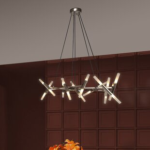 Ivy Bronx Feingold LED Chandelier