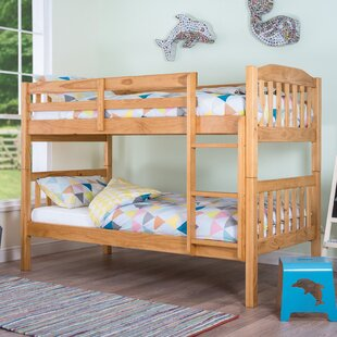 Pippin Single Bunk Bed by Silentnight