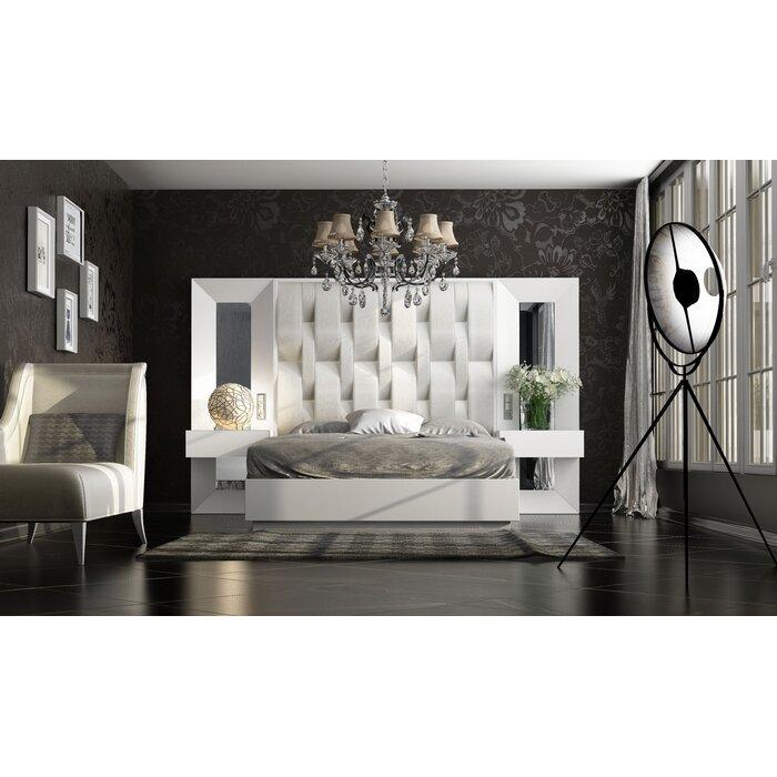 Helotes Standard 5 Piece Bedroom Set