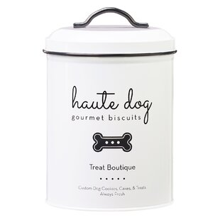 2.25 qt. Pet Treat Jar