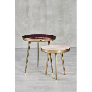 Isenna 2 Piece Nest Of Tables By Carla&Marge