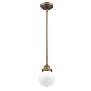 Rabehi 1-Light Globe Penda..