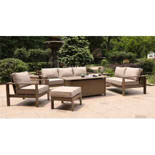 Otega 6 Piece Sofa Set with Cushion