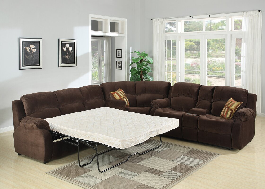 Merveilleux Tracy Sleeper Sectional