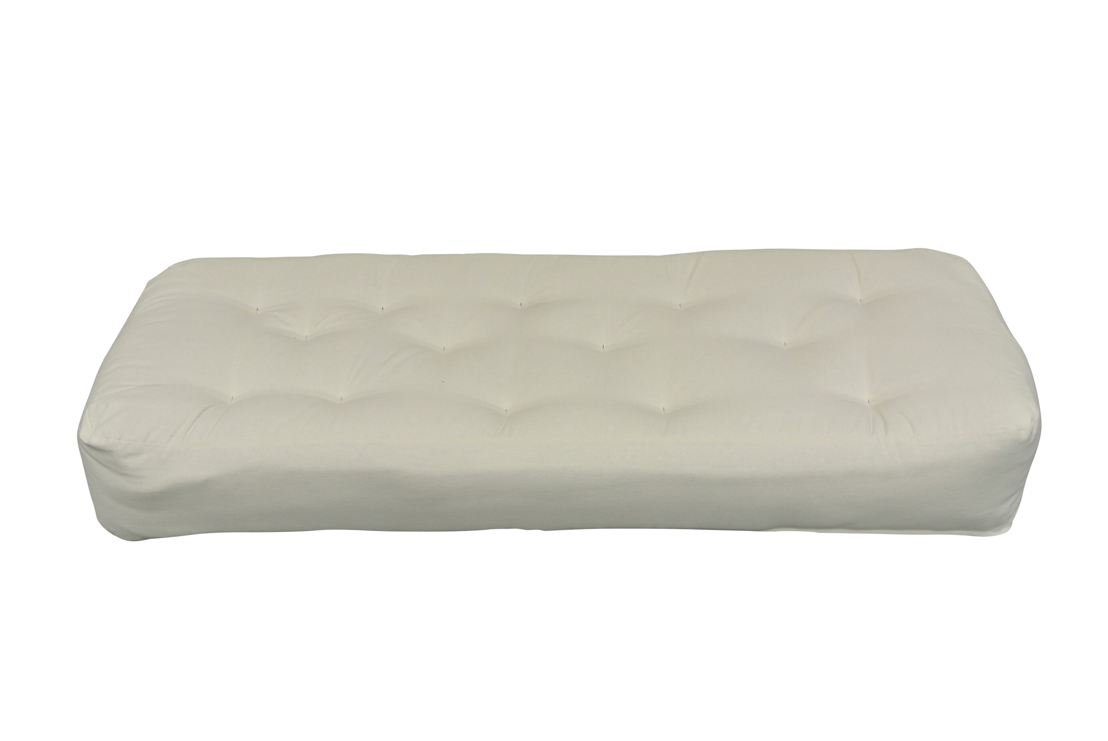 Gold Bond Wool Wrap 8 Cotton Ottoman Futon Mattress Wayfair