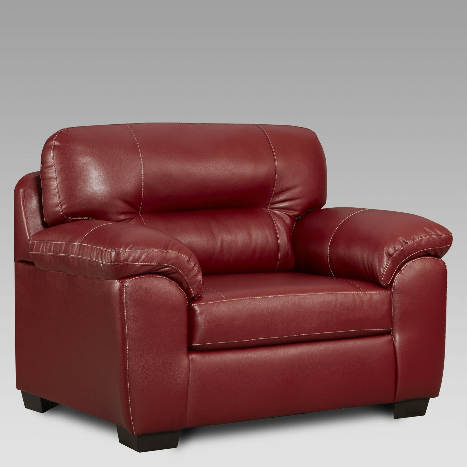 Gentil Red Barrel Studio Rainsburg Oversized Armchair | Wayfair