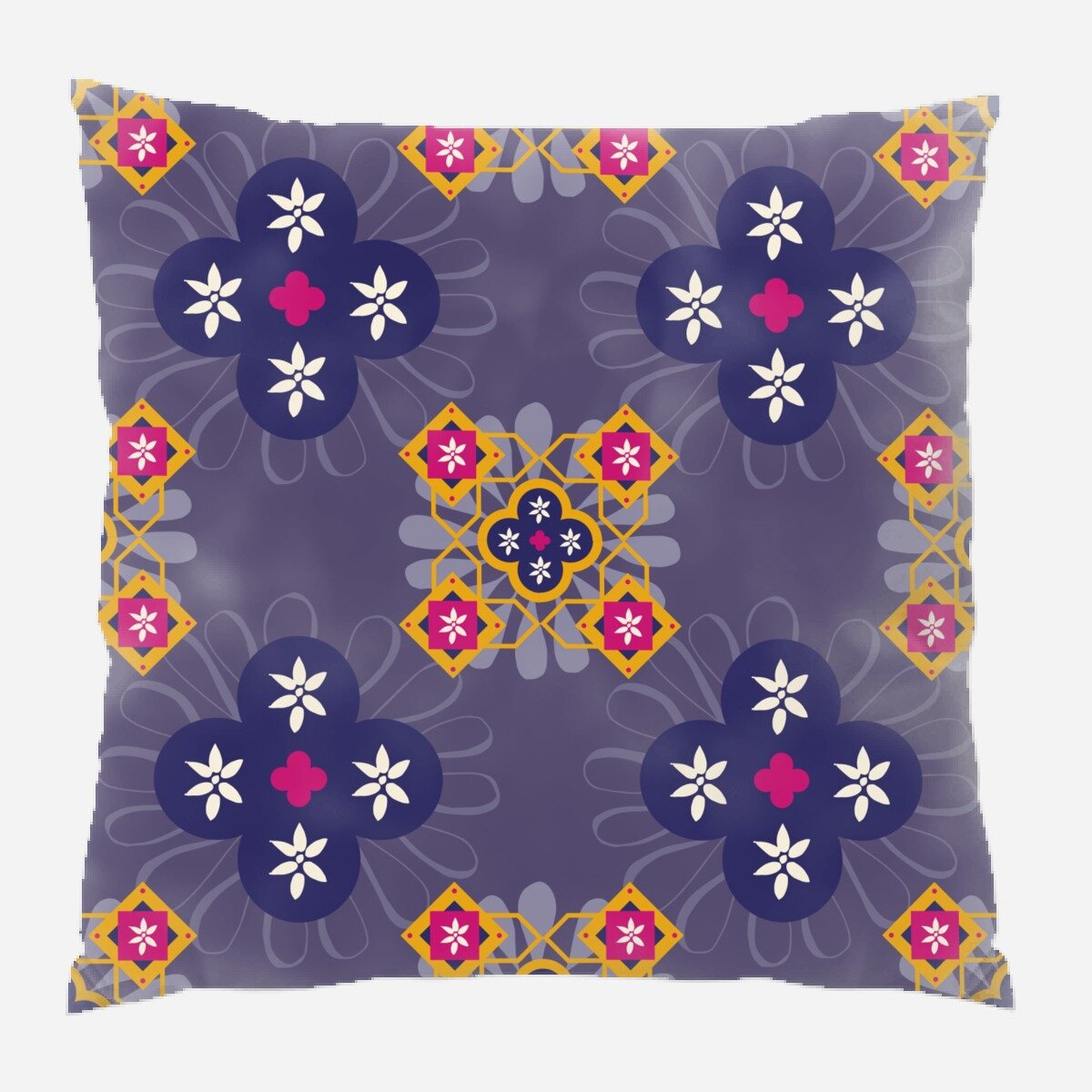 East Urban Home Morocco Throw Pillow Wayfair
