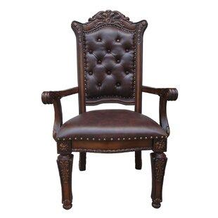 Esmeralda Upholstered Dining Chair (Set of 2)