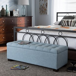 Kareem Upholstered Storage Bench