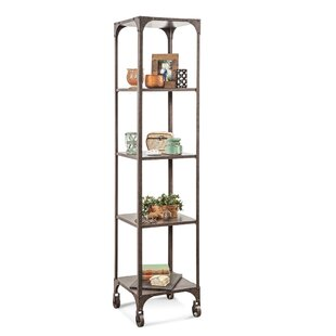 Japheth Pier Tower Etagere Bookcase