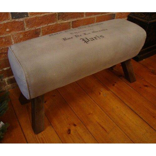 Gepolsterte Sitzbank Vang LoftDesigns | Küche und Esszimmer > Sitzbänke > Einfache Sitzbänke | LoftDesigns