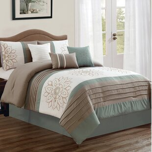 Rivenbark 7 Piece Comforter Set
