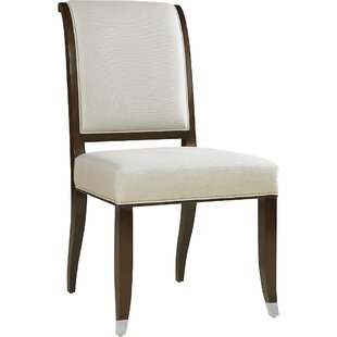 Upholstered Dining Chair by Maitland-Smith