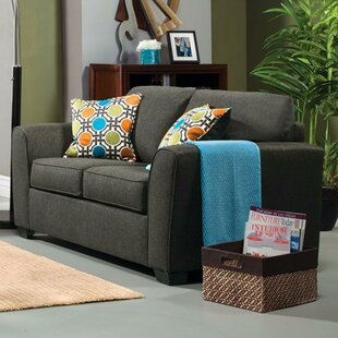 Shop Rankin Cushy Loveseat by Latitude Run