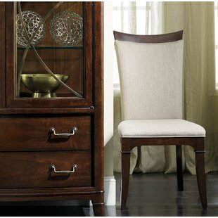 Palisade Upholstered Dining Chair (Set Of 2) by Hooker Furniture Comparison