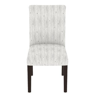 Karen Stripe Parsons Chair Brayden Studio