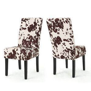 Homan New Velvet Dining Chair (Set of 2) ..