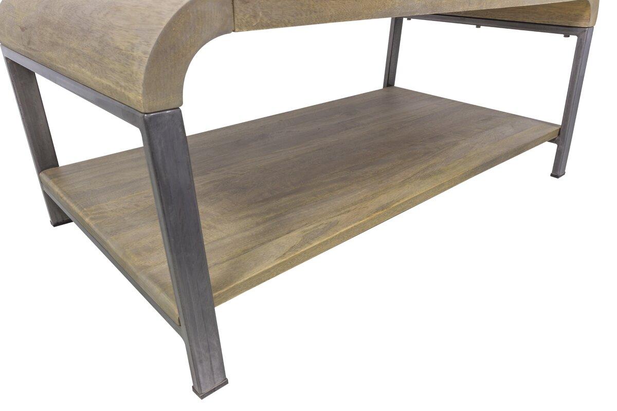 laurel foundry couchtisch maritza mit stauraum. Black Bedroom Furniture Sets. Home Design Ideas