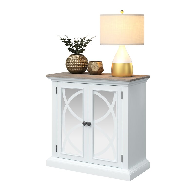 Vicksburg Accent Cabinet by Bungalow Rose