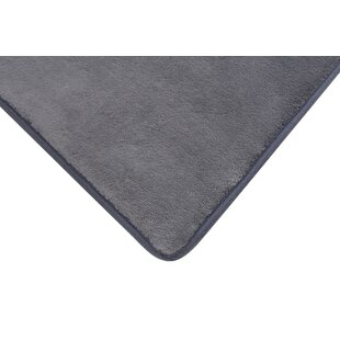 Memory Foam Bath Rug (Set of 2)