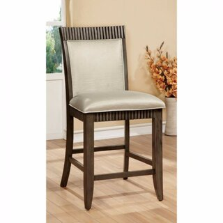 Alwin Modern Upholstered Dining Chair (Set of 2) by Darby Home Co SKU:CE658349 Guide
