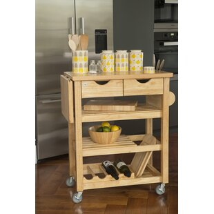 Kitchen Cart By T&G Woodware Ltd