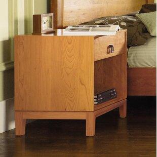 Copeland Furniture Mansfield 1 Drawer Nig..