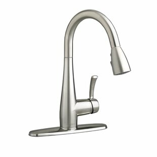 American Standard Quince Pull Down Single Handle Kitchen Faucet