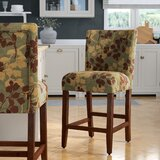 Arison Bar & Counter Stool by Darby Home Co