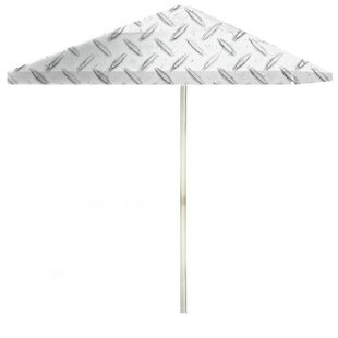 Urban 6' Square Market Umbrella