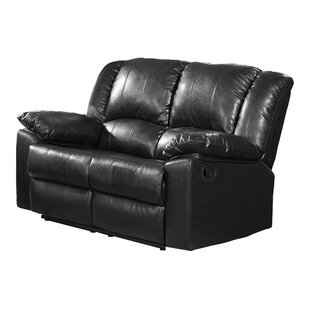 Kimber Reclining Loveseat by Winston Porter