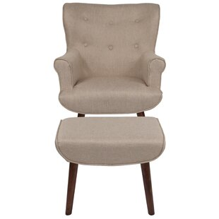 John Wingback Chair by George Oliver Wonderful