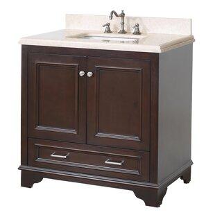 Nantucket 36 Single Bathroom Vanity Set by Kitchen Bath Collection