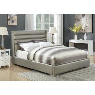 Alexei Upholstered Panel Bed by Orren Ellis