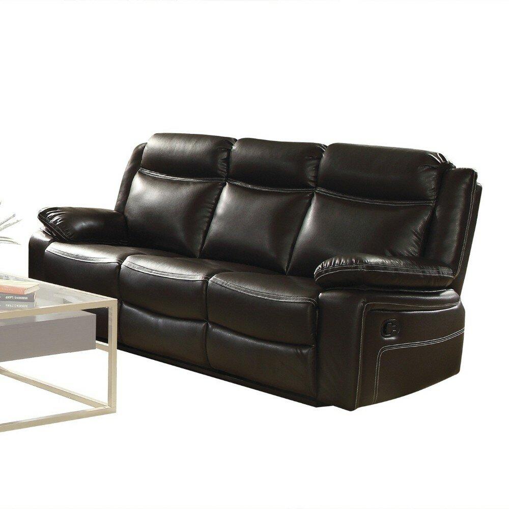 Mendivil Contemporary Reclining Sofa