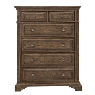 Loon Peak Huddleston 6 Drawer Chest