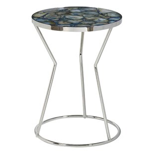 Melinda Side Table by Orren Ellis