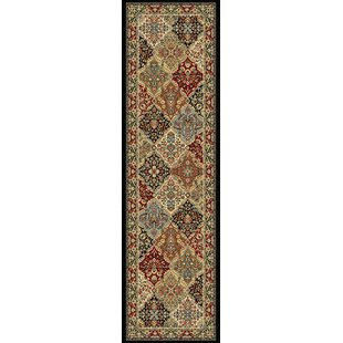 Comparison Attell Black Area Rug By Astoria Grand
