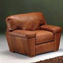 Prescott Club Chair by Omnia Leather
